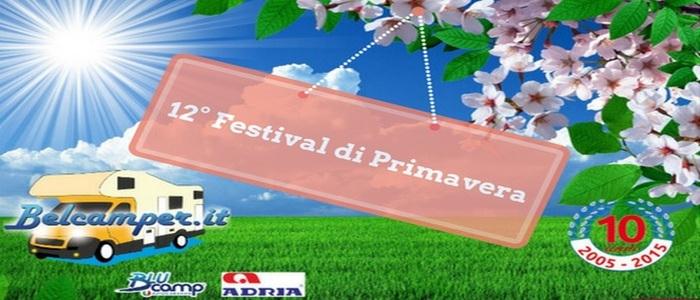 12° Festival di Primavera