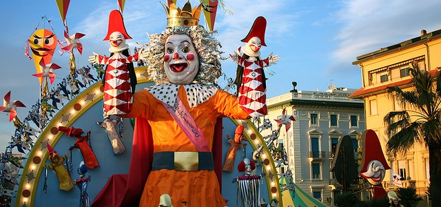 Carnevali d'Italia 2017